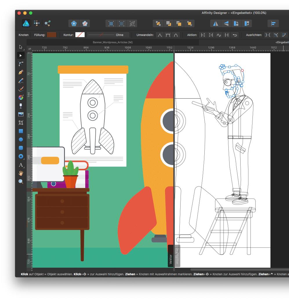 affinitydesigner-splitview