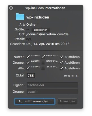 wordpress-zugriffsrechte-reparieren-ftp